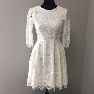 Lulu's Crochet Dress